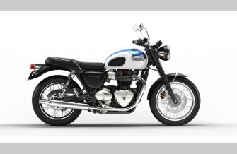 2018 Triumph Bonneville 900 T100 for sale 200760631